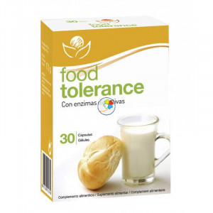 FOOD TOLERANCE 30 CAPSULAS HERBETOM