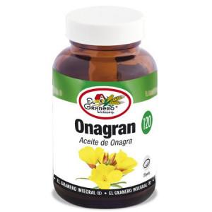 ONAGRAN ACEITE DE ONAGRA 120 PERLAS EL GRANERO