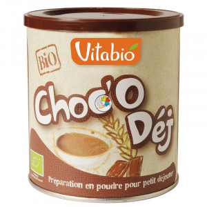 VITABIO CHOCO DRICK BIO 500Gr. BABYBIO