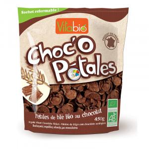 VITABIO CHOCO PETALES BIO 450Gr. BABYBIO