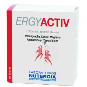 ERGYACTIV 10 SOBRES. NUTERGIA