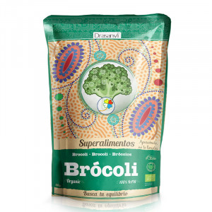 BROCOLI DOYPACK SUPER ALIMENTOS 150Gr DRASANVI