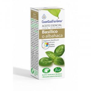 ACEITE ESENCIAL BASILICO (ALBAHACA) BIO 10Ml. ESENTIAL AROMS