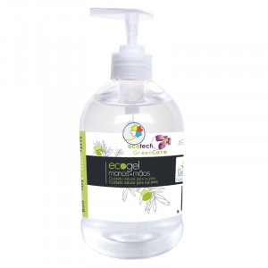 GEL DE MANOS BIO 500Ml. ECOTECH