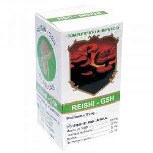 REISHI GSH 60 CAPSULAS GOLDEN GREEN