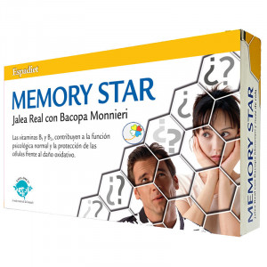 JALEA MEMORY STAR 20 VIALES ESPADIET