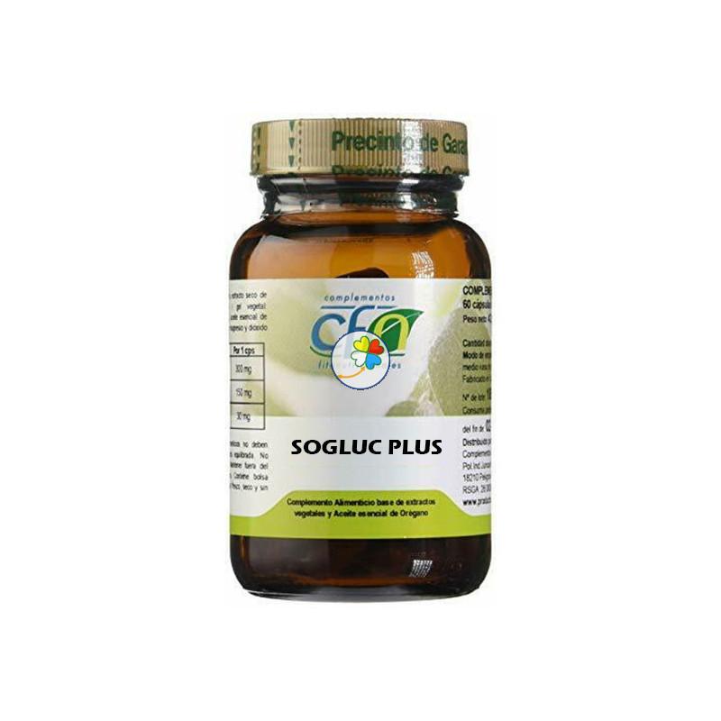 SOGLUC PLUS 60 CAPSULAS CFN