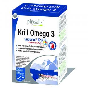 KRILL OMEGA 3 30 CAPSULAS PHYSALIS