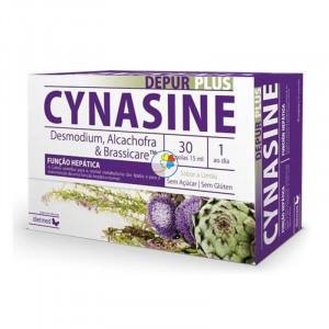 CYNASINE DEPUR PLUS 30 AMPOLLAS DIETMED
