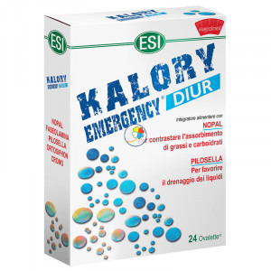 KALORY EMERGENCY DIUR 24 TABLETAS ESI