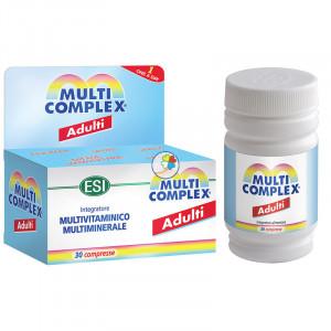 MULTICOMPLEX ADULTOS 30 TABLETAS ESI