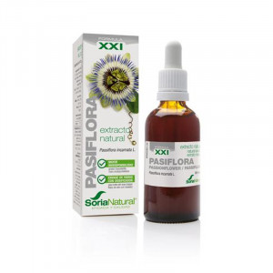 EXTRACTO DE PASIFLORA XXI 50Ml. SORIA NATURAL