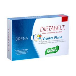 DB-DRENA VIENTRE PLANO 60 CAPSULAS SANTIVERI
