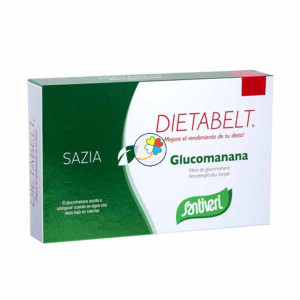 DB-SAZIA GLUCOMANANA 40 CAPSULAS SANTIVERI