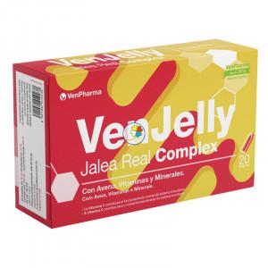 VENJELLY JALEA REAL COMPLEX 20 AMPOLLAS VENPHARMA