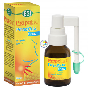 PROPOLGOLA FORTE SPRAY ORAL CON ALCOHOL 20Ml. ESI