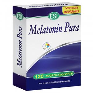 MELATONINA PURA 1Mg. 120 MICROTABLETAS ESI