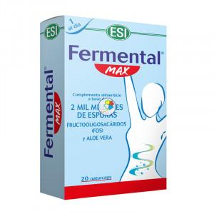 FERMENTAL MAX 20 CAPSULAS ESI