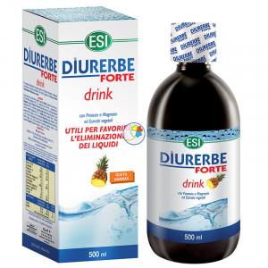 DIURERBE FORTE FLUIDO PIÑA 500Ml. ESI