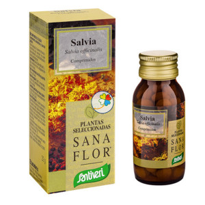 PLANTAS COMPRIMIDOS SALVIA 32Gr. SANTIVERI