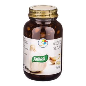 ACEITE DE AJO 115 PERLAS SANTIVERI