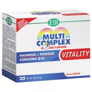 MULTICOMPLEX VITALITY 20 SOBRES ESI