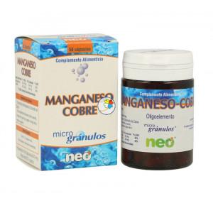 MANGANESO-COBRE 50 CAPSULAS...
