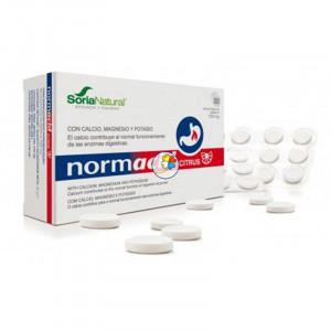 NORMACID CITRUS 32 COMPRIMIDOS SORIA NATURAL