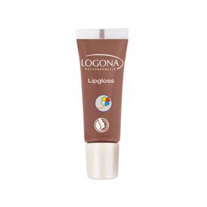 BRILLO LABIOS 05 LIGHT BROWN 10Ml. LOGONA