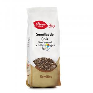SEMILLAS DE CHIA BIO 500Gr. GRANERO
