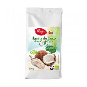 HARINA DE COCO BIO 500Gr. GRANERO