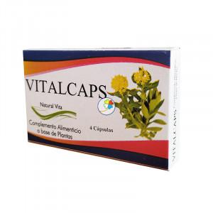 VITALCAPS 4 CAPSULAS NATURAL VITA