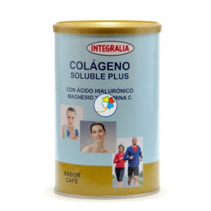 COLAGENO SOLUBLE PLUS Sabor Café INTEGRALIA