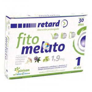 FITOMELATO RETARD 1,9Mg. 30 CAPSULAS PINISAN