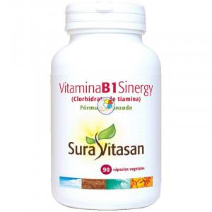 VITAMINA B1 SINERGY 90 CAPSULAS SURA VITASAN