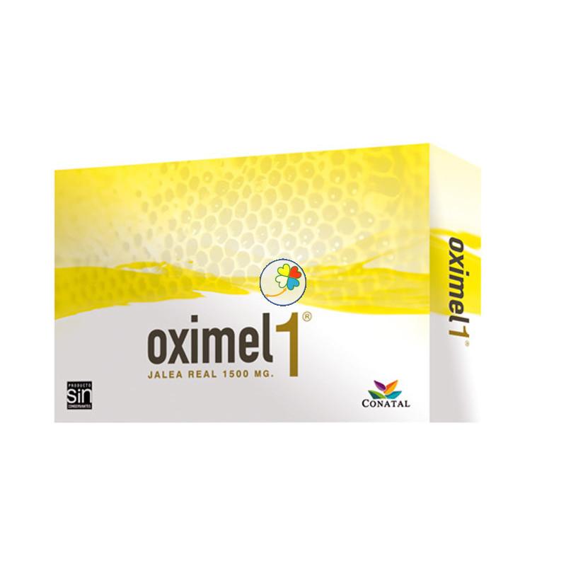 OXIMEL 1 JALEA REAL 1500Mg. 20+10 AMPOLLAS CONATAL