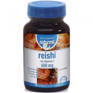 REISHI 600Mg. 60 COMPRIMIDOS NATURMIL