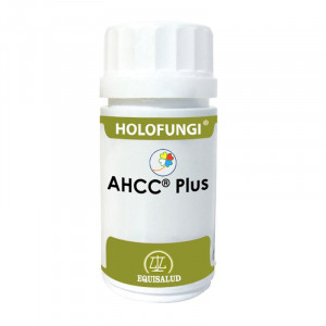 HOLOFUNGI AHCC PLUS 50 CAPSULAS EQUISALUD