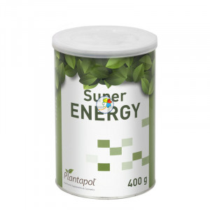 SUPER ENERGY 400Gr. PLANTA POL