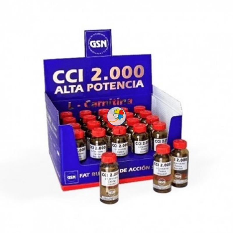CCI - 2000 20 VIALES G.S.N.