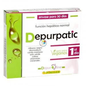 DEPURPATIC 30 CAPSULAS PINISAN