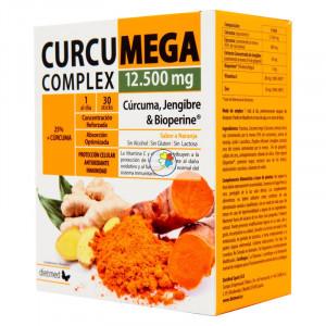 CURCUMEGA COMPLEX 12.500Mg. 30 STICKS DIETMED