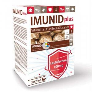 IMUNID PLUS CON LACTOFERRINA 30 COMPRIMIDOS DIETMED