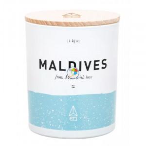 VELA AROMATICA MULI MALDIVES 190Gr. EQ LOVE