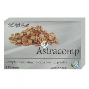 ASTRACOMP 4 CAPSULAS ANDANATUR