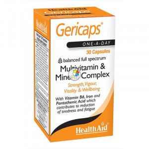 GERICAPS 30 CAPSULAS HEALTH AID