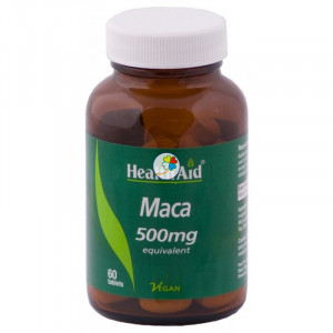 MACA 500Mg. 60 COMPRIMIDOS HEALTH AID