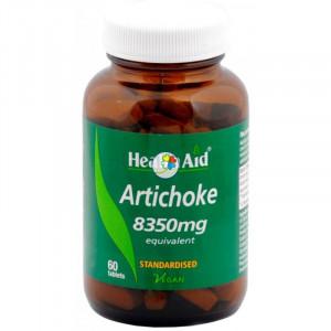 ALCACHOFERA 60 COMPRIMIDOS HEALTH AID
