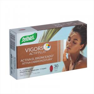 VIGOR SOL ACTIF PLUS 30 PERLAS SANTIVERI