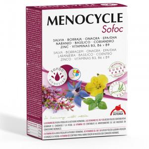 MENOCYCLE SOFOC 30 PERLAS INTERSA